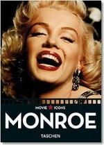 Icons Marilyn Monroe (Movie Icons)(192)(Paperback)