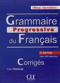 Grammaire Progressive Du Francais - Nouvelle Edition - Corriges