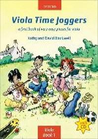 [해외]Viola Time Joggers (Book + CD)