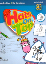 Hats On Top. 3 Activity Book