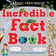 [해외]Magic Tree House Incredible Fact Book