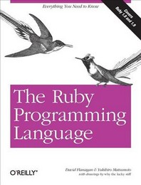 [해외]The Ruby Programming Language (Paperback)