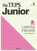 THE TEPS JUNIOR LISTENING INTENSIVE BOOK. 1(CD1장포함)