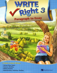 Write Right Paragraph to Essay. 3