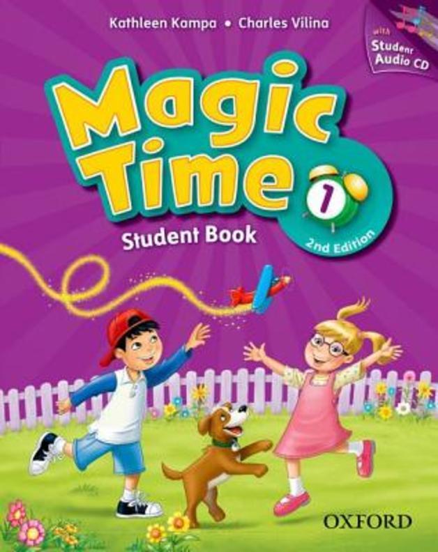 Magic Time 1 SB(wi/CD) 2E