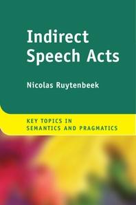 [해외]Indirect Speech Acts