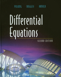 Differential Equations(2판)(양장본 HardCover)