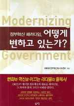 정부혁신 패러다임 어떻게 변하고 있는가(반양장)