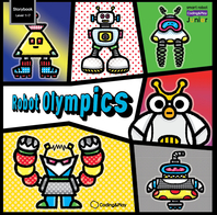 Coding Storybook Level1-7. Robot Olympics