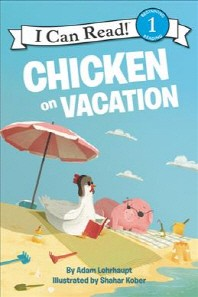 [해외]Chicken on Vacation (Paperback)