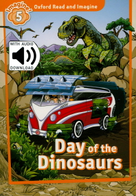 Day of The Dinosaurs (with MP3)