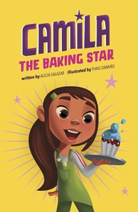 [해외]Camila the Baking Star (Paperback)