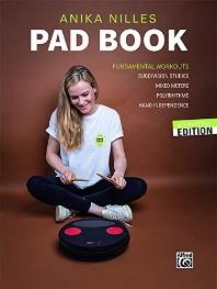 [해외]Anika Nilles' Pad Book