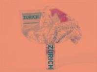 취리히(Zurich)(구겨쓰는 도시 지도)