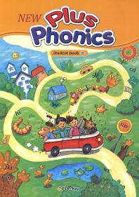 Plus Phonics B(Student Book)(New)(CD1장포함)