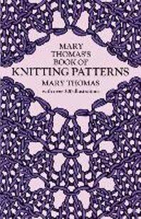 [해외]Mary Thomas's Book of Knitting Patterns