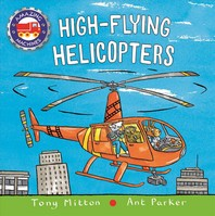 [해외]High-Flying Helicopters (Board Books)