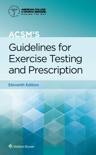 [해외]Acsm's Guidelines for Exercise Testing and Prescription