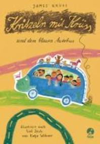 Kritzeln mit Kruess und dem blauen Autobus