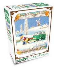 플란다스의 개 직소퍼즐 500pcs: 둘이 함께라면(인터넷전용상품)