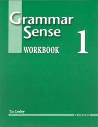 Grammar Sense 1 W/B