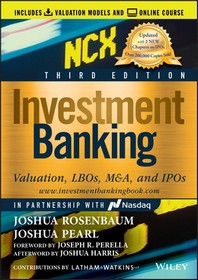[해외]Investment Banking, (Includes Valuation Models + Online Course)