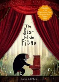 [해외]The Bear and the Piano (Paperback)