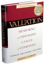 Valuation 4/E(Hardcover)