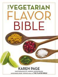 [해외]The Vegetarian Flavor Bible