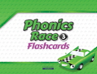 Phonics Race. 3(Flashcards)