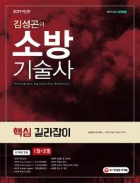 소방기술사 핵심 길라잡이(2019)(김성곤의)