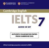 Cambridge Ielts 7 (Audio CD) (CD/Spoken)