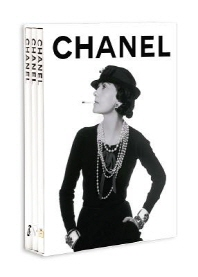 [해외]Chanel 3-Book Slipcase