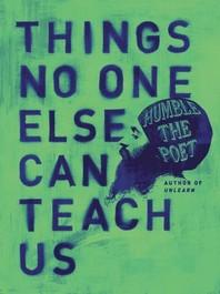 [해외]Things No One Else Can Teach Us