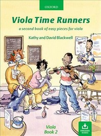 [해외]Viola Time Runners (Book + CD)