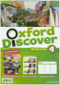 Oxford Discover. 4(Poster Pack)