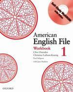 American English File 1 : Workbook CD-ROM