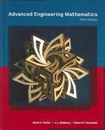 Advanced Engineering Mathematics 3/E