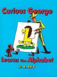 [해외]Curious George Learns the Alphabet