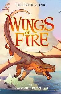 [해외]The Dragonet Prophecy (Wings of Fire #1), 1 (Hardcover)