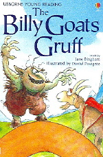 The Billy Goats Gruff (USBORNE YOUNG READING: SERIES ONE)