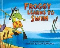 [해외]Froggy Learns to Swim (Prebound)