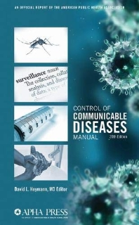 Control of Communicable Diseases Manual (Revised)