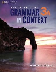 Grammar In Context 3A