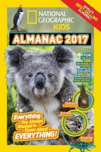 [해외]National Geographic Kids Almanac 2017