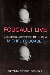 [해외]Foucault Live (Paperback)