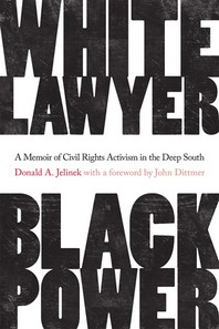 [해외]White Lawyer, Black Power (Paperback)