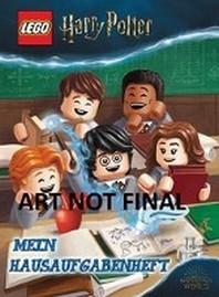 [해외]LEGO? Harry Potter(TM) - Mein Hausaufgabenheft