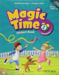 Magic Time 2 SB(wi/CD) 2E