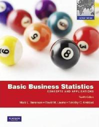 Basic Business Statistics(Concepts and Applications)